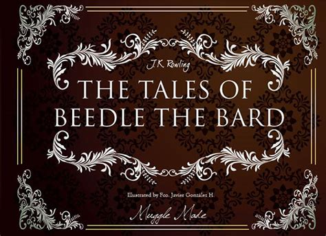libro the tales of beedle the tales of beedle the bard on behance