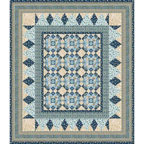 robert kaufman fabrics evening la scala quilt kit 59 by 68