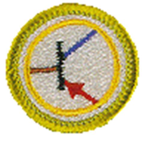 merit badge requirements  worksheets