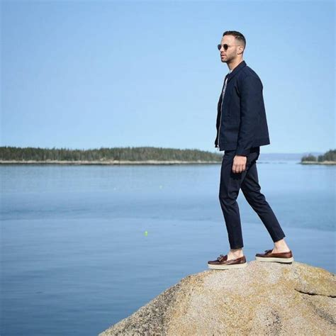 9 Classic Looks by 45 Great Ways To Style Bass Loafers For A Gorgeous Look