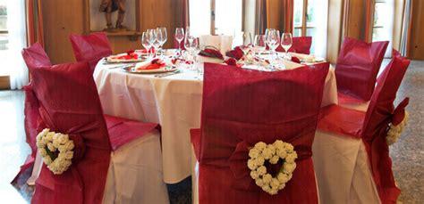 Hochzeitsdeko Rot Weiß by Tischdeko In Rot Weddix