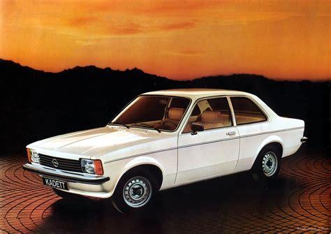 Image Gallery Opel Kadett From 1978