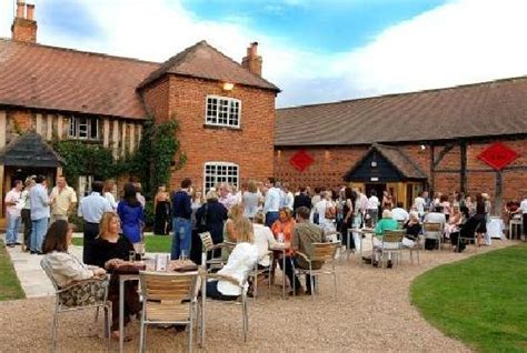 swinging west midlands restaurants the farm in solihull with cuisine british