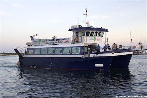 ferry boat cost ferry ibiza formentera barco low cost horarios y precios