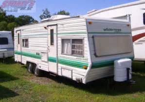 Wilderness Travel Trailer Floor Plan by 28 Fleetwood Wilderness Travel Trailer Floor Plans