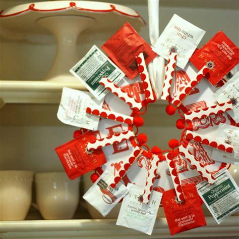 kreative weihnachtsgeschenke basteln so k 246 nnen sie einen weihnachtskranz selber basteln 50 ideen