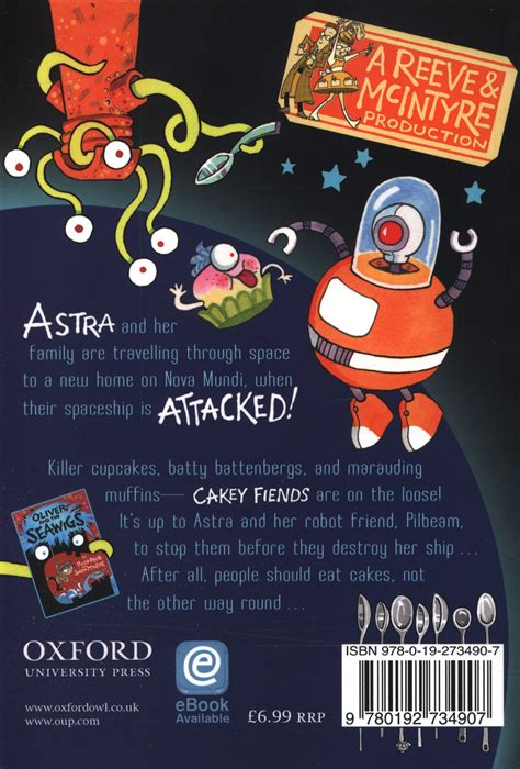 cakes in space by reeve philip 9780192734907 brownsbfs
