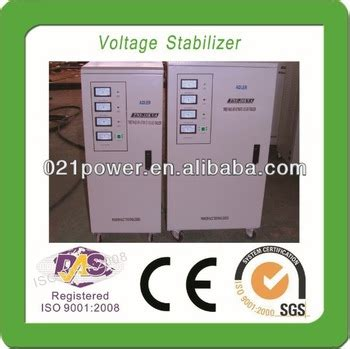 3 Phase Voltage Stabilizer 20kva by Power Conditioner Power Line Conditioner 3 Phase Voltage