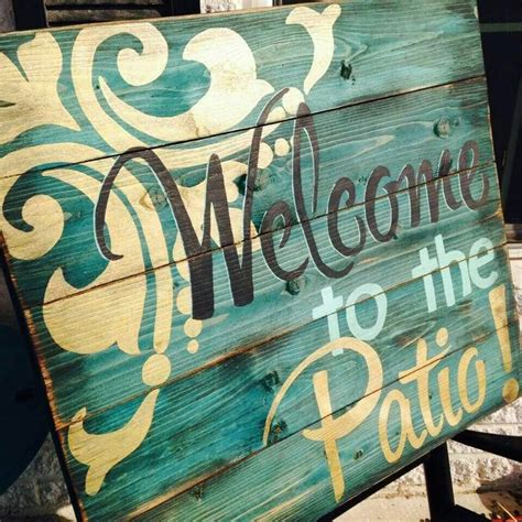 best 25 patio signs ideas on porch signs