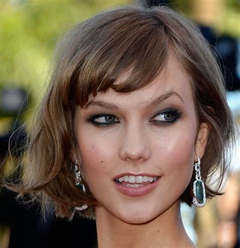 karlie kloss hair color karlie kloss bob wavy bobs karlie kloss and bobs