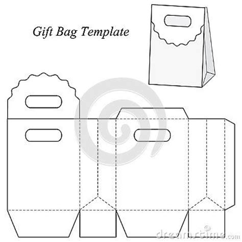 handbag gift box template 123 best images about template box bag on