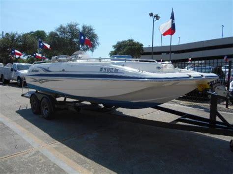 hurricane deck boats in texas 2007 hurricane fundeck gs 201 i o houston texas boats