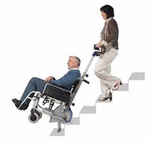 Wheelchair That Goes Up And Down Stairs by Wheelchair Stair Climber