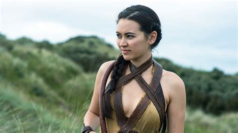 actress game of thrones and star wars iron fist adds game of thrones star wars actress as