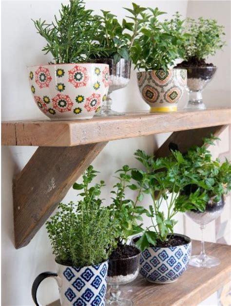 100 Indoor Herb Garden Hanging Herb Planters Indoor Inside Herb Garden Ideas