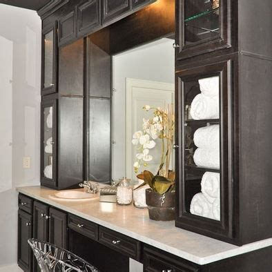 bathroom countertop storage home