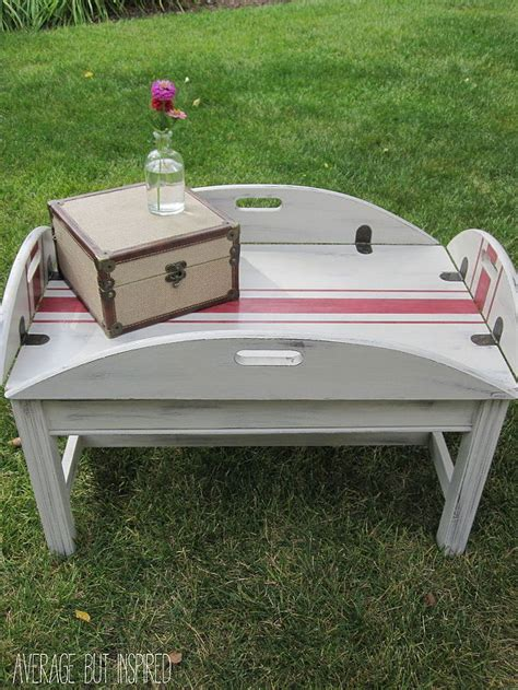 Chalk Painted Coffee Tables Butler Tray Coffee Table Makeover Hometalk