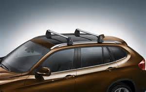 Bmw X1 Roof Rack Bmw Genuine Roof Rack Base Support System Bars E84 X1