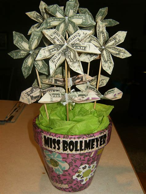 money flower bouquet so easy flower folding