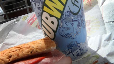 Mat Ingredient In Bread by Subway Mat Chemical Almost Out Of Bread Nbc4 Washington