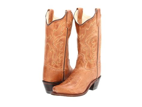 children s cowboy boots west boots western snip toe boot toddler