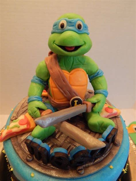 Mutant Turtles L by Mutant Turtles Cakecentral