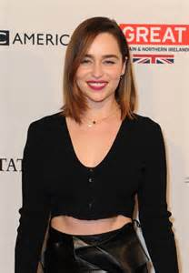 emilia clark emilia clarke 2016 bafta los angeles awards season tea