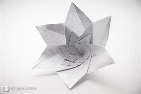 Single Sheet Origami Flower - gallery modular and single sheet origami go origami