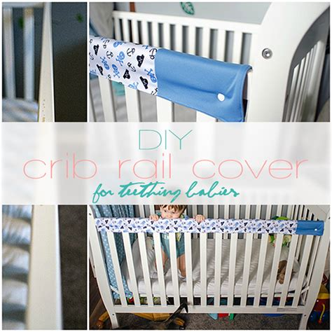 Diy Crib Rail Cover by Diy Crib Rail Cover Commatose Ca