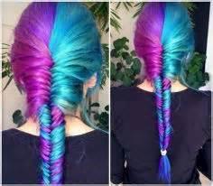 Tendencies Kaos Grey White Dip Dye the never ending hair colours on turquoise hair blue hai