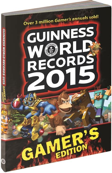 guinness world records 2015 guinness world records 2015 gamer s edition