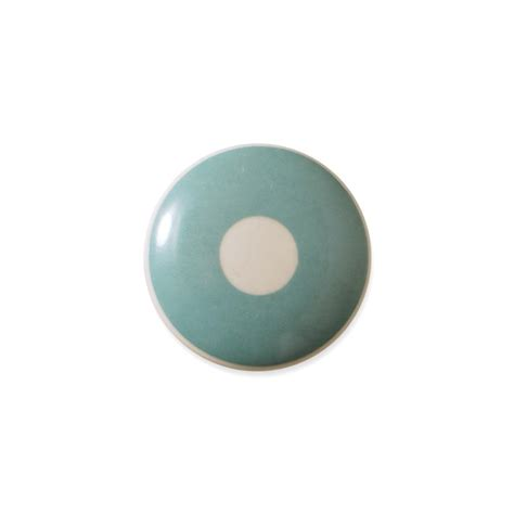 Mini Knobs by Mini Knob Design Polka Blueaspegren