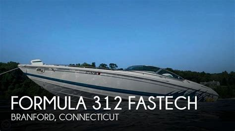 just add water boats owner formula 312 fastech for sale in branford ct for 35 500