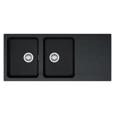 Evier Tectonite by Evier R 233 Versible 2 Cuves Oid621 1160x510mm Avec
