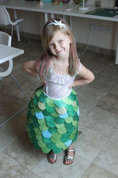Handmade Mermaid Costume - 25 best ideas about mermaid costumes on