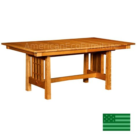 dining room tables made in usa amish solid wood heirloom furniture made in usa austin