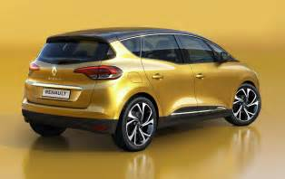 Renault Ma The Motoring World The All New Renault Scenic Is The 20th