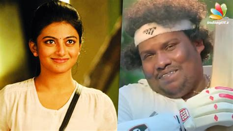 tamil actor yogi babu comedy yogi babu in love with kayal anandhi hot tamil cinema