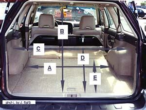 subaru outback  options prices