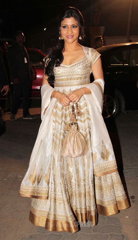 rohit pattern works trendy anarkali outfits for women by rohit bal