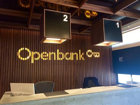 oficinas openbank spain s first fully digital bank openbank in major