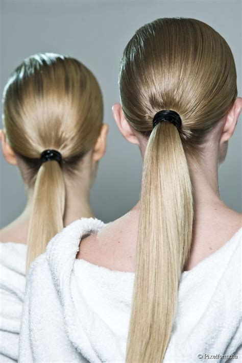 hairstyles for shoulder length hair pony tails 3 easy hairstyles for long and medium length hair