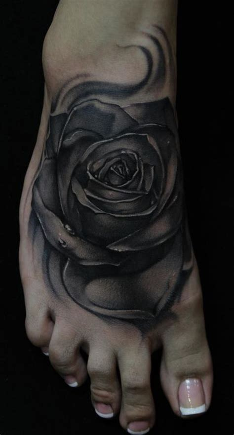 black tattoo rose feed your ink addiction with 50 of the most beautiful