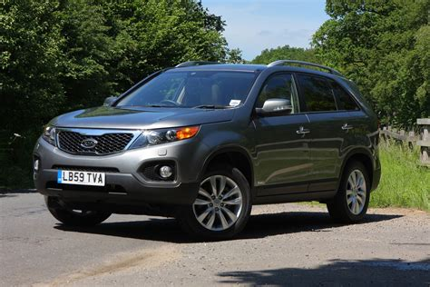 How Much Can A Kia Sorento Tow Kia Sorento Estate Review 2010 2014 Parkers
