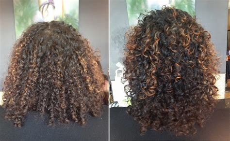 devacurl before and after deva cut can save your natural hair kontrol magazine