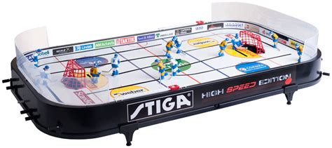 stiga table hockey quot high speed quot game sweden vs finland