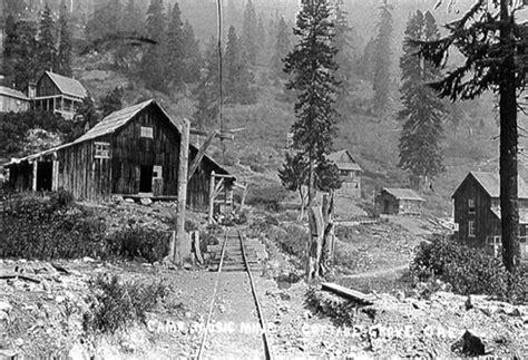 Bohemia Park Cottage Grove by Dorena Historical Society 187 Musick Mine