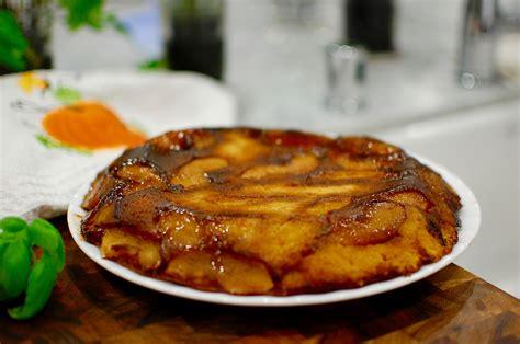caramelized apple pumpkin upside down cake the 350 degree oven