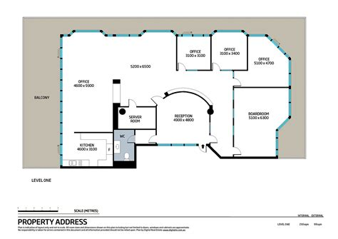 commercial real estate floor plans digital real estate
