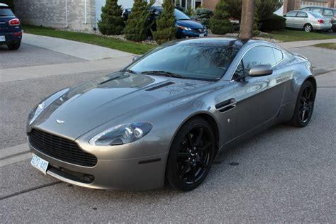 2006 Aston Martin V8 Vantage by 2006 Aston Martin V8 Vantage 6 Speed Bring A Trailer